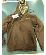 Mossy Oak Zip Up Hoodie - $29.99