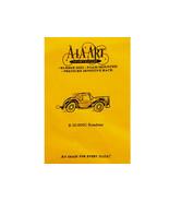 A La Art Stamp Crafters Roadster Rubber Stamp #B20-004U - $2.65