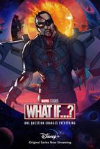 "What If...? Poster Marvel Comics 2021 TV SERIES Art Print Size 24x36"" 27x40"" #14 - £7.89 GBP+"