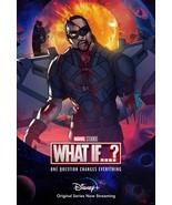 "What If...? Poster Marvel Comics 2021 TV SERIES Art Print Size 24x36"" 27... - £7.89 GBP+"