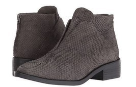 Eileen Fisher – Tuck Textured Siped Almond Toe Bootie Sz 5.5 - $1.994,80 MXN
