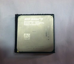 Amd Athlon Ii X2 250U AD250USCK23GQ Dual Core 1.6 Ghz Cpu Processor Socket AM3 - $12.00