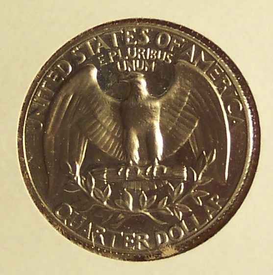 1973-S DCAM Proof Washington Quarter PF65 #582 image 5
