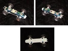Marx Toys Blue Racecar Toy Car Hong Kong Formula Racecar 1960s - $16.99