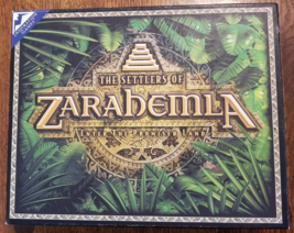 Settlers Of Zarahemla Enter The Promised Land Game 2006 Inspiration Games - $40.00