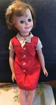 """BEAUTIFUL 22"""" SUZY HOMEMAKER DOLL by DELUXE READING Company - $48.95"""