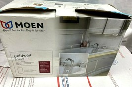 Moen Caldwell 86440 Chrome two-handle  tub faucet - $50.49