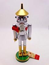 Nutcracker (Tin Man)   Holiday Lane Wizard of Oz Collection New - $54.45