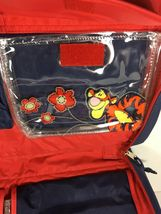 Winnie the Pooh Large Blue Nylon Travel Bag  image 6