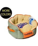 Original Castle-Bark Ultimate Rounded Fashion Designer Pet Dog Bed Beds - $59.49+