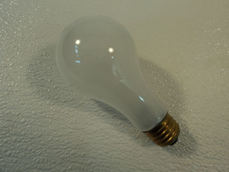 Sylvania 150 Watt Incandescent Light Bulb Lamp Frost A21 Series 150A21/99/XL