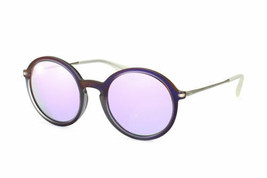 New Genuine Ray Ban RB4222 61684V 50mm Mens Sunglasses Violet Fast Ship - $89.09