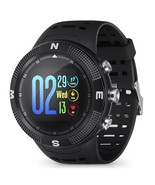 NO.1 F18 Smartwatch Sports Bluetooth 4.2 IP68 Waterproof Call / Message - $79.19
