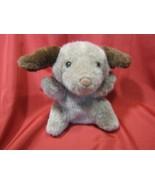 COMMONWEALTH STUFFED PLUSH HAND PUPPET HUG A PLUSH 1989 TAN BROWN PUPPY DOG - $44.54