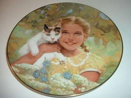 1984 Innocence by Jack Woodson by Royal Windsor Collector Plate - $14.99