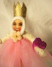 Vintage Inspired Spun Cotton Valentine Princess no. 138 image 3