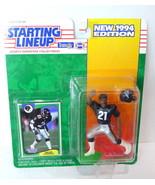 Deion Sanders NFL Starting Lineup 1994 ATLANTA FALCON  Action Figure & Card VTG - $17.77