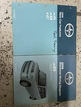 2006 Scion xB Xb Electrical Wiring Diagram Troubleshooting Manual EWD OE... - $69.25