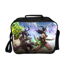 Paladins Lunch Box August Series Lunch Bag Pattern C - $19.99