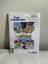 Deca Sports (Nintendo Wii, 2008) Complete Tested Working! - $11.88