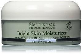 Eminence Bright Skin Moisturizer SPF 30 - 2 Fl.oz 60 Ml