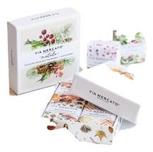 Pre de Provence Via Mercato Natale Gift Set 7oz - $22.00