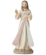 Divine Mercy 4 Inch Resin Statue - $19.99