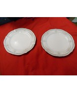 """-Great Collectible NORITAKE """"Rothschild"""" ....2 BREAD PLATES - $10.11"""