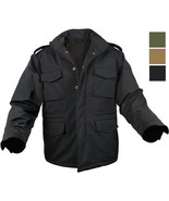 Soft Shell Waterproof Tactical Jacket Army M65 Military Light M-65 Field... - $82.99+