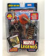 Marvel Legends Vengeance Legendary Rider Series w/ Trading Card -Toy Biz... - $19.34