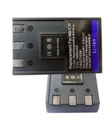NEW TWO Battery for Canon Powershot S 100 110 230 300 330 NB-1LH NB-1L - $12.89