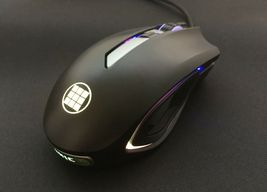 Micronics G40 USB Wired Gaming Mouse RGB Effect 12000DPI image 8