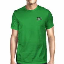 World's Best Dad Mens Green T-Shirt Unique Dad Gifts From Daughters - $15.42