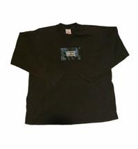 NIN Nine Inch Nails Things Falling Apart Long Sleeve Vintage 2000 Shirt XL - $247.49