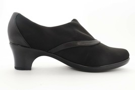 Abeo Judith  Dress Pumps Black  Size 8.5  Neutral Footbed ( )5061 - $90.00