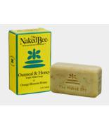 The Naked Bee Antibacterial SOAP BAR Oatmeal & Honey Orange Blossom Hone... - $9.11