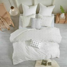 Kay Duvet Set - Ivory - Size:Full/Queen  -- SEALED NEW    STORE  image 1