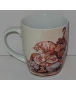 Dillards Exclusive Disney Snow white 75th Coffee Hot Coco Mug Cup Cerami... - $23.38