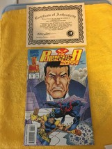 The Punisher 2099 #13 AUTOGRAPHED Jimmy Palmiotti W/ Certificate 20/5000... - $18.19