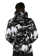 Dope Ink Study Men's Black Pullover NWT image 3