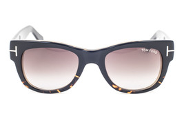 Tom Ford Cary Black Havana / Roviex Gradient Sunglasses TF58 05K image 2