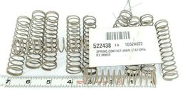 LOT OF 11 WESTINGHOUSE 26D2165H19 STATIONARY MAIN CONTACT INNER SPRINGS image 3