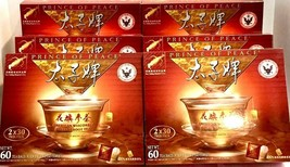 Prince of Peace American Wisconsin Ginseng Root Tea (2x30 Bags)1.8gx60(Pack of 6 - $202.94