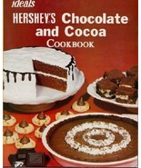 Ideals Hershey's Chocolate And Cocoa Cookbook 1982 - $11.87