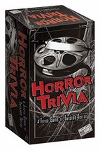 Horror Trivia Card Game (2018 Edition) - Scary Fun Halloween Game for Te... - $9.99