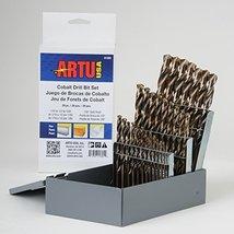 Artu - 29-Pc. Cobalt Drill Bit Set - $348.35