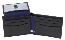 Nautica Men's Genuine Leather Credit Card Id Billfold Rfid Wallet 31NU220028 image 8