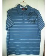Tony Hawk Blue Stripe Mens XL Polo HK042920-05 - $12.12