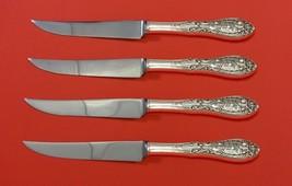 Southern Grandeur by Easterling Sterling Silver Steak Knife Set 4pc HHWS  Custom - $247.10