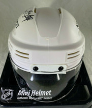 WAYNE GRETZKY / NHL HALL OF FAME / AUTOGRAPHED LOS ANGELES KINGS MINI HELMET COA image 3